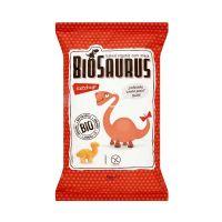 Biopont BioSaurus Babe bio kukoricás snack ketchupos