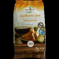 Naturalfoods kurkuma por (Pingvin Product)