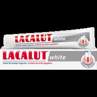 Lacalut fogkrém White+fogselyem (Pingvin Product)