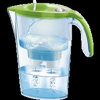 Laica Stream mechanikai vízszűrő kancsó zöld