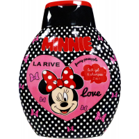 Disney Minnie tusfürdő 2in1 - 250ml