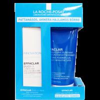 Effaclar Duo Plus arckrém + Effaclar arctisztító habzó gél LRP (Pingvin Product)