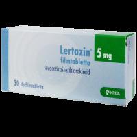 Lertazin 5 mg filmtabletta (Pingvin Product)