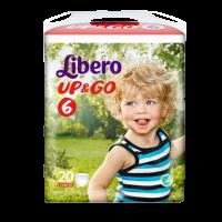 Libero Up Go bugyipelenka 6 13-20kg