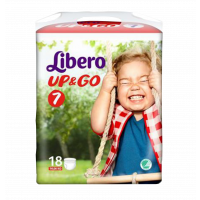 Libero Up Go bugyipelenka 7 16-26kg