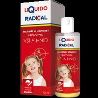 Liquido Radical sampon tetű és serkeirtó