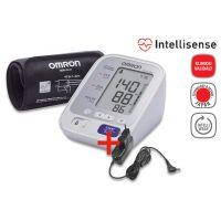 Vérnyomásmérő automata OMRON M3 Comfort+S adapter