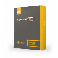 Memolife 50+ kapszula - 60x