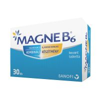 Magne B6 bevont tabletta