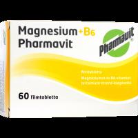 Magnesium+B6 Pharmavit filmtabletta (Pingvin Product)