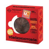 Majomkenyér törökmogyorós paleo keksz