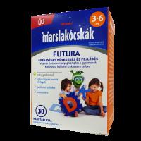 Walmark Marslakócskák Futura rágótabletta 3-6év (Pingvin Product)