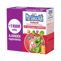 Walmark Marslakócskák Inulin erdeigyümölcsös rágótabletta (100db+30db)