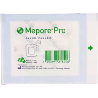 Mepore Pro steril gyorskötés  (6x7cm)