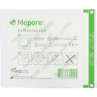 Mepore steril gyorskötés (9x10cm)