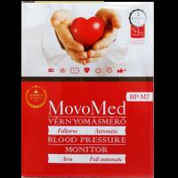 Vérnyomásmérő automata MOVO-MED BP-M7 felkaros -