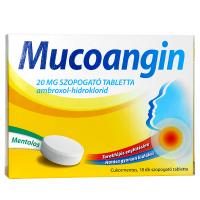 Mucoangin 20 mg szopogato tabletta (Pingvin Product)