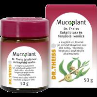 Mucoplant Dr.Theiss Eukaliptusz kenőcs     GYÓGYSZ