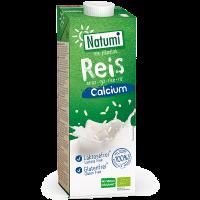 NATUMI Bio Rizsital Natúr+Kálcium