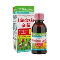 Naturland Lándzsás Útifű+C gyermek szirup (Pingvin Product)