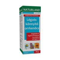 Naturland légzéskönnyítő orrkenőcs