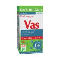 Naturland Vas tabletta (Pingvin Product)