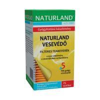Naturland vesevédő tea filteres