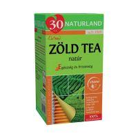 Naturland Zöld tea filteres