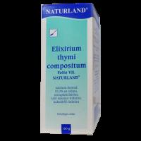Elixirium thymi compositum FoNoVII NATURLAND (Pingvin Product)