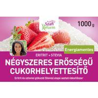 Szafi Reform Eritrit+Stevia édesítő