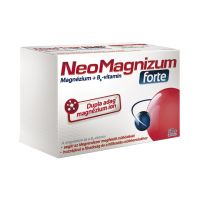 NeoMagnizum Forte magnézium tabletta (50db)