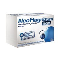 NeoMagnizum izom magnézium tabletta (50db)