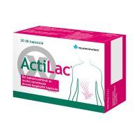 ActiLac étrendkiegészítő kapszula