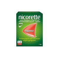 Nicorette patch áttetsző 10 mg/16 óra transz.tap.