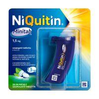 NiQuitin Minitab 1,5 mg préselt szopogató tabletta