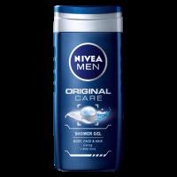 Nivea tusfürdő bőrápoló férfi              (80803)