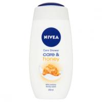 Nivea tusfürdő Honey and Milk