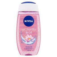 Nivea tusfürdő Waterlily and Oil           (80789)