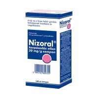 Nizoral 20 mg g shampon korpásodás ellen