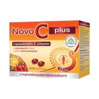 Novo C Plus liposzómális kapszula csipkebogyóval