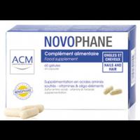 ACM Novophane hajerősítő kapszula