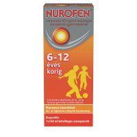 Nurofen  40mg/ml belsődleges szuszpenzió gyermek narancs