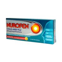 Nurofen Cold and Flu 200mg/30mg filmtabletta (Pingvin Product)