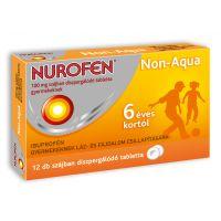 Nurofen Non-Aqua 100mg szájban diszpergálódó tabletta gyermekeknek