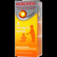 Nurofen  20mg/ml belsődleges szuszpenzió gyermek narancs