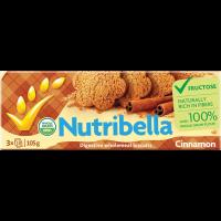 Nutribella fahéjas keksz