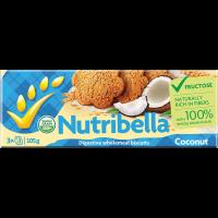 Nutribella kókuszos keksz