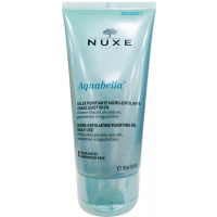 NUXE Aquabella Micro-Exfolia. Purifier hámlasztó gél kombinált bőrre (Pingvin Product)