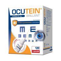 Ocutein Brillant lágyzselatin kapszula + Ocutein Sensitive Care szemcseppel