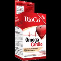 BioCo Omega Cardio lágyzselatin kapszula - 60x